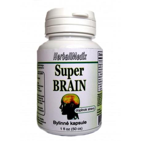 Super BRAIN - pre lepšie myslenie